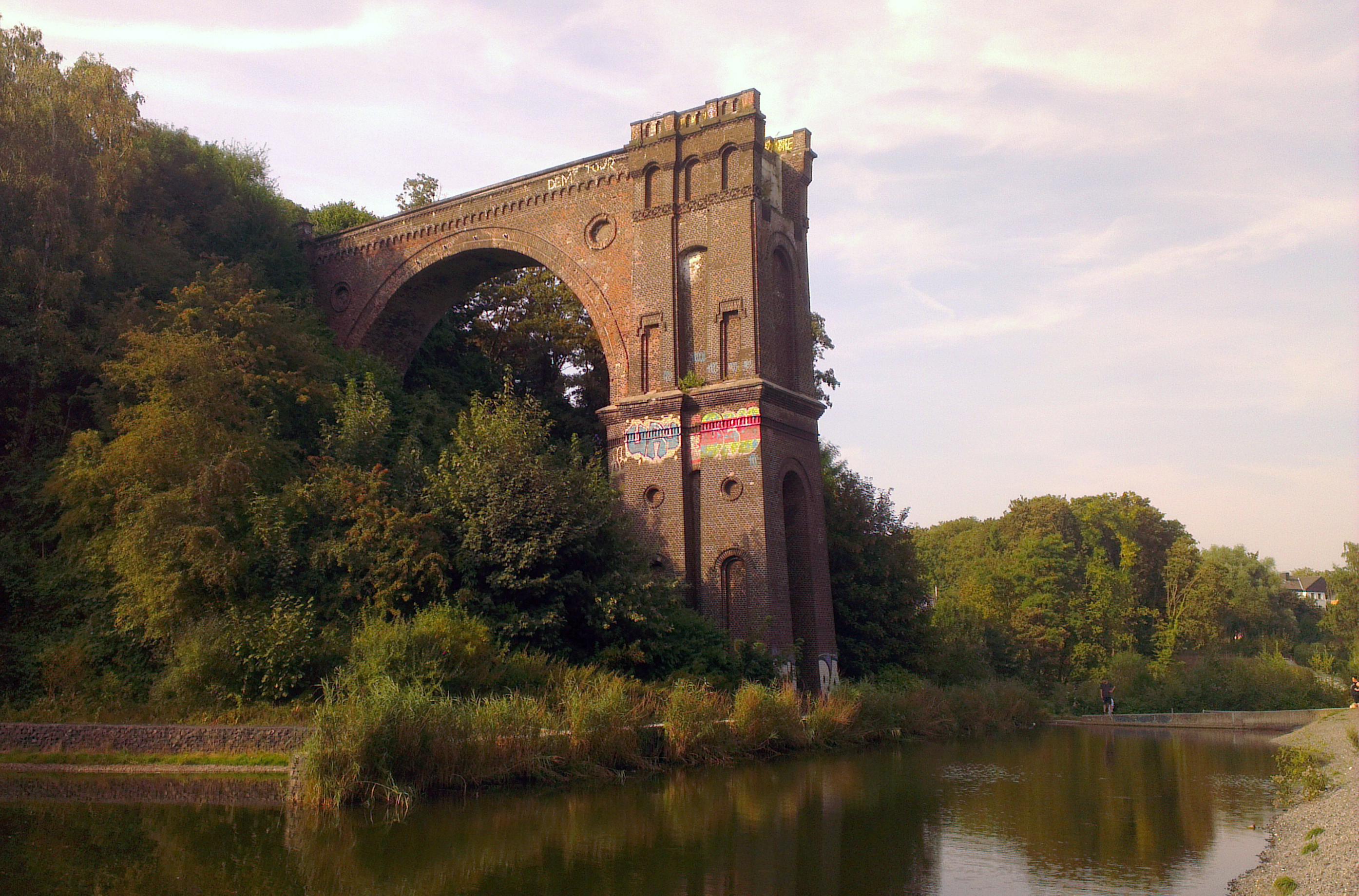 Viaduct Dortmund by Ludwig1920