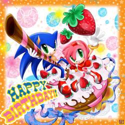 Happy birthday to tikal by alisa006