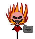 Ghost Rider Comes. . .