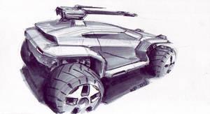 Combat Buggy 2