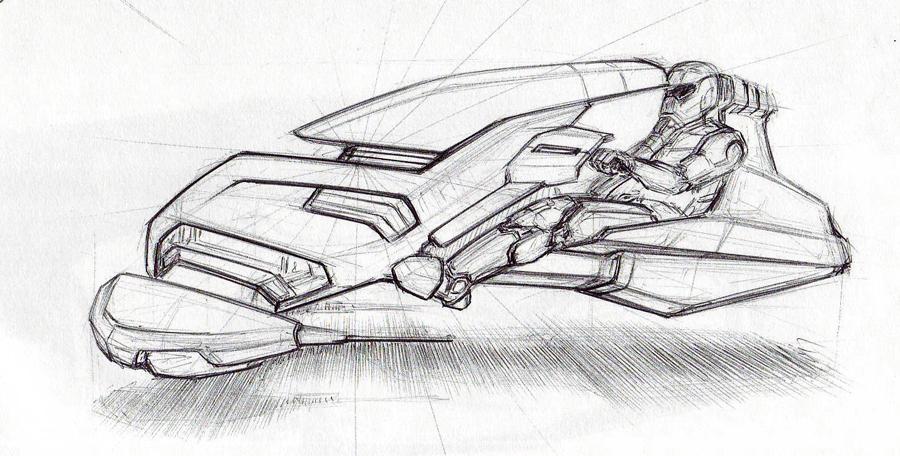 Hovercraft 4 by kryoth