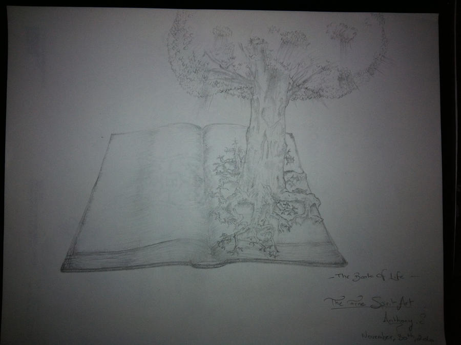 The Book Of Life by FCF69