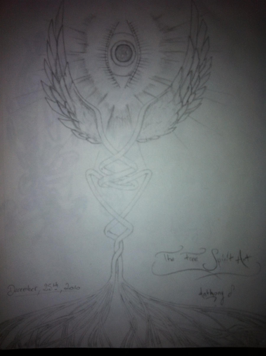 The Free Spirit Art by FCF69