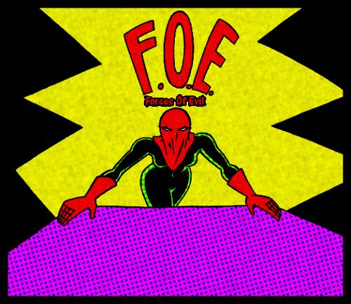 Number 1, Leader Of F.O.E. by ivy7om