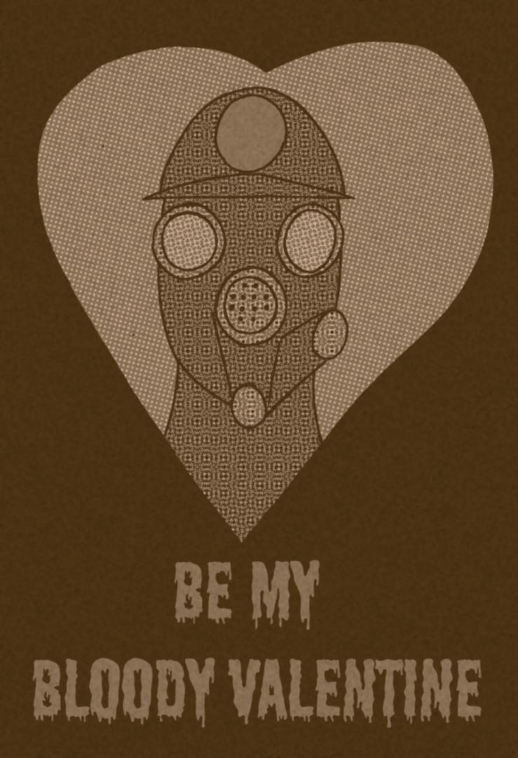 Be My Bloody Valentine by ivy7om