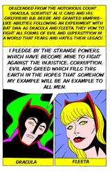 Dracula And Fleeta Intro Page