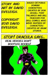 Dracula And Fleeta Copyright Page