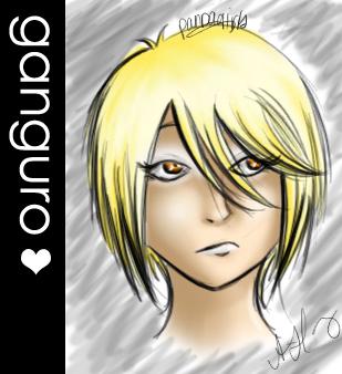 Meh...Ganguro by I-be-PANDAgirl