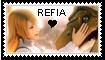 Refia Stamp