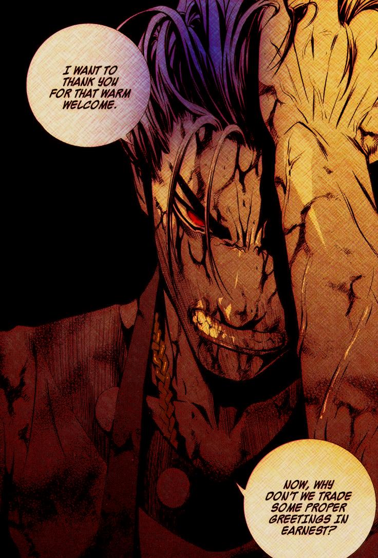 """Τι σας τη """"σπάει"""" στο One Piece? (Προσοχή στα spoilers!) The_Breaker___Colored_by_DrmCtchr"""