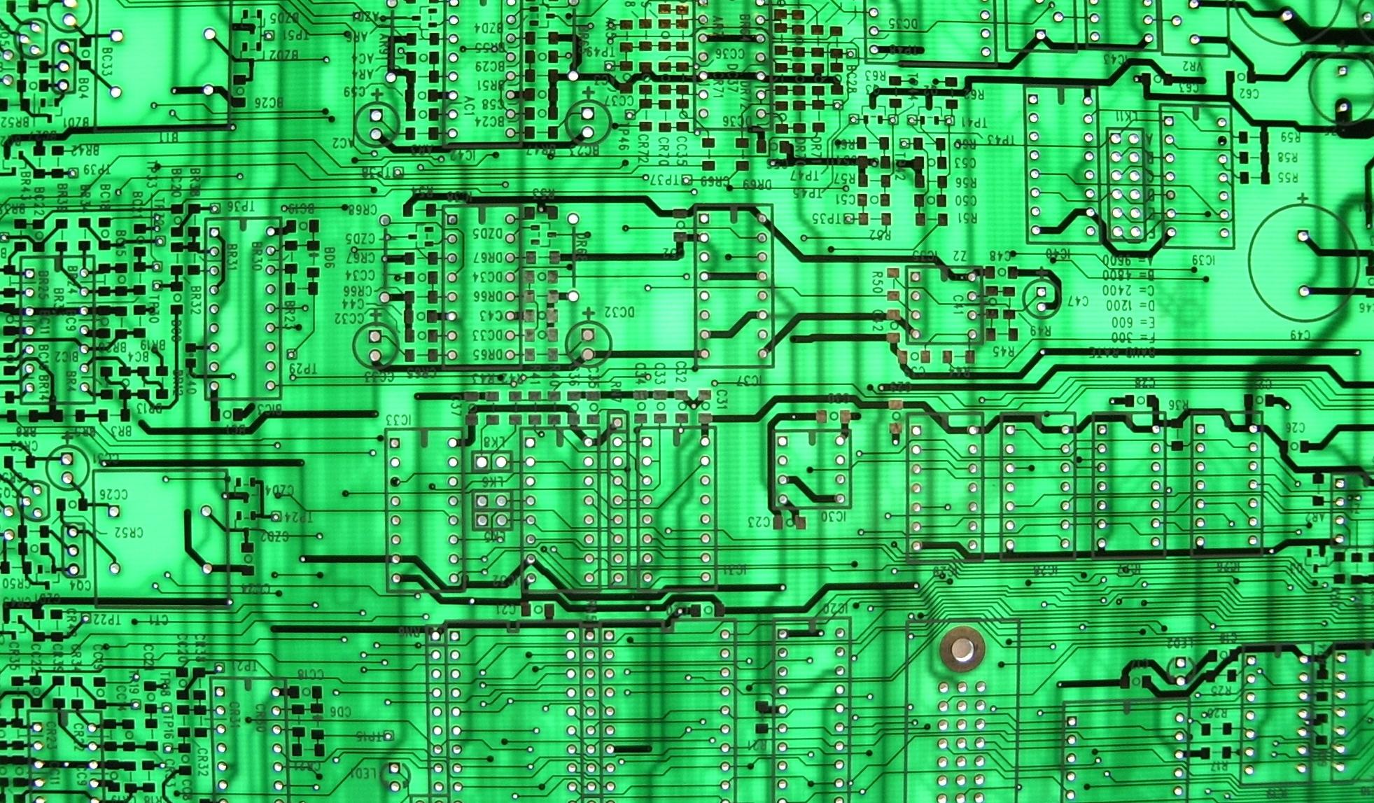 Circuit board by coldbroken