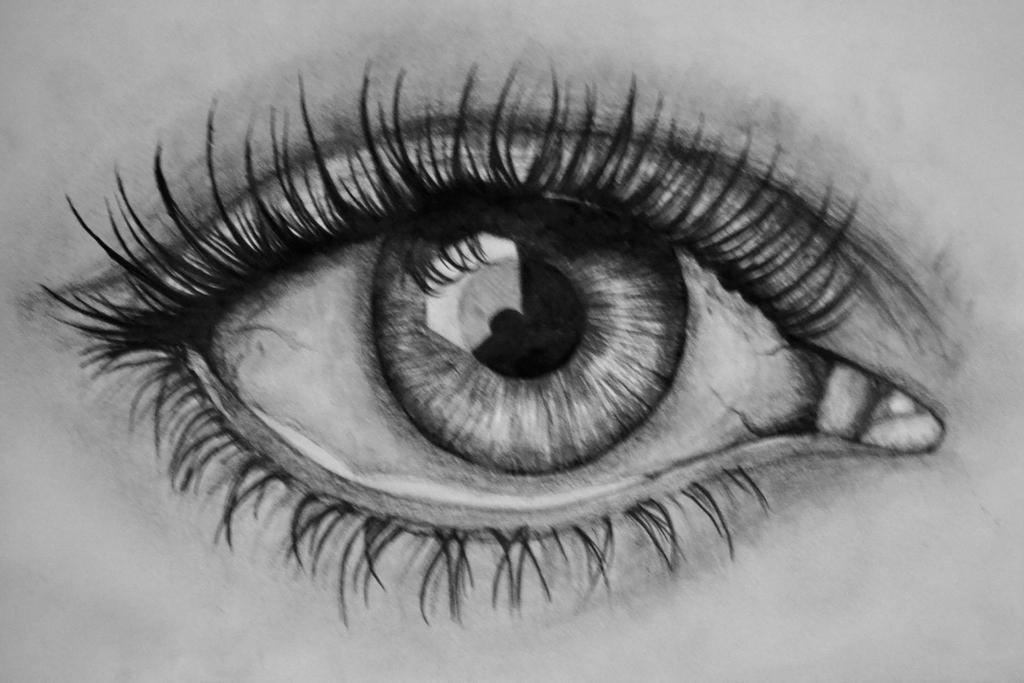 Drawings Of Eyes In Color TumblrCool Black And White Drawings Of Eyes