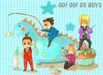 GYAKUSAI BOYS