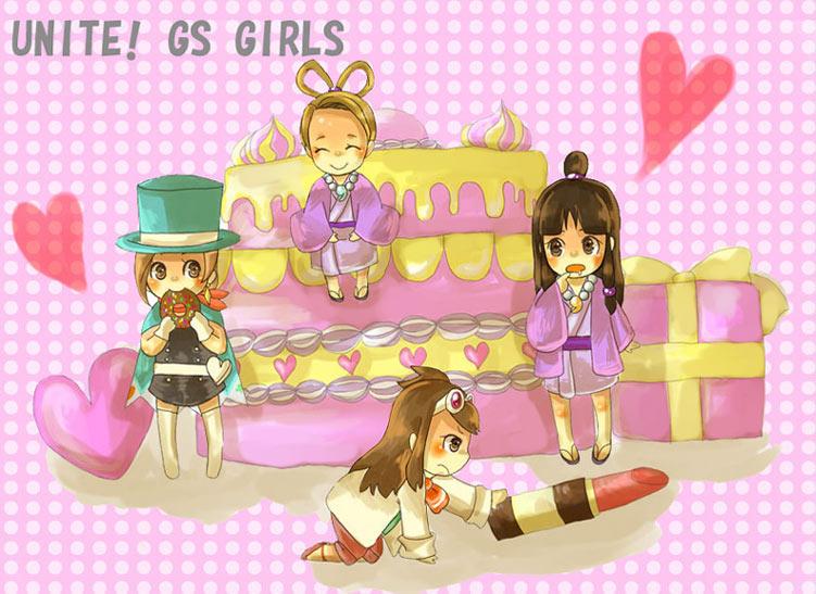 GYAKUSAI GIRLS by KT-910