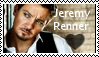 Jeremy Renner Stamp by bamfandblueberry