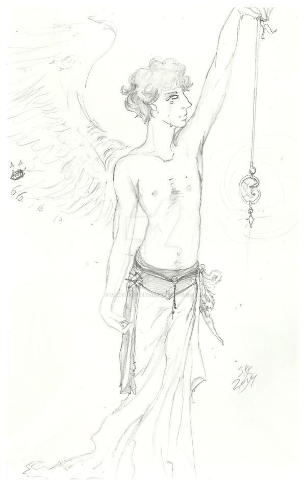 Salpare Dalla Stella: Lucifer, The Aeon of Air by bamfandblueberry