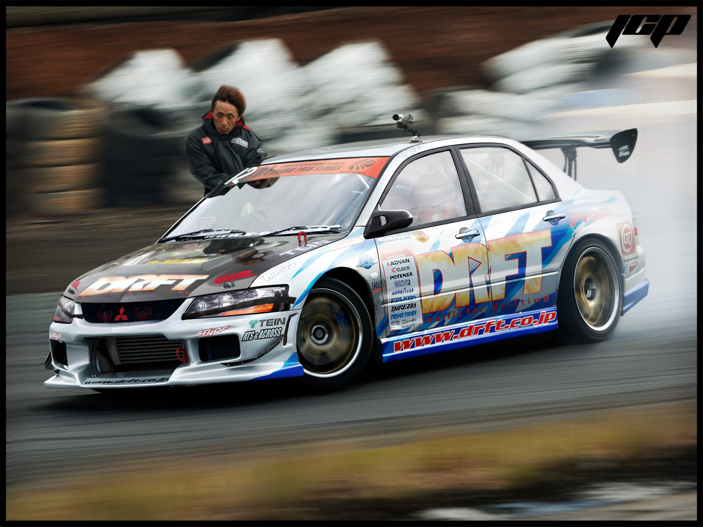 Mitsubishi Lancer Evolution IX by JcpDesign