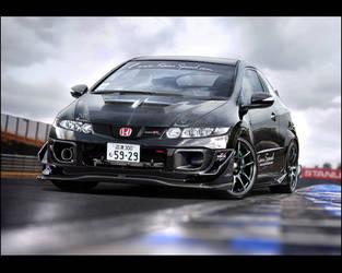 Honda Civic Type-R by JcpDesign