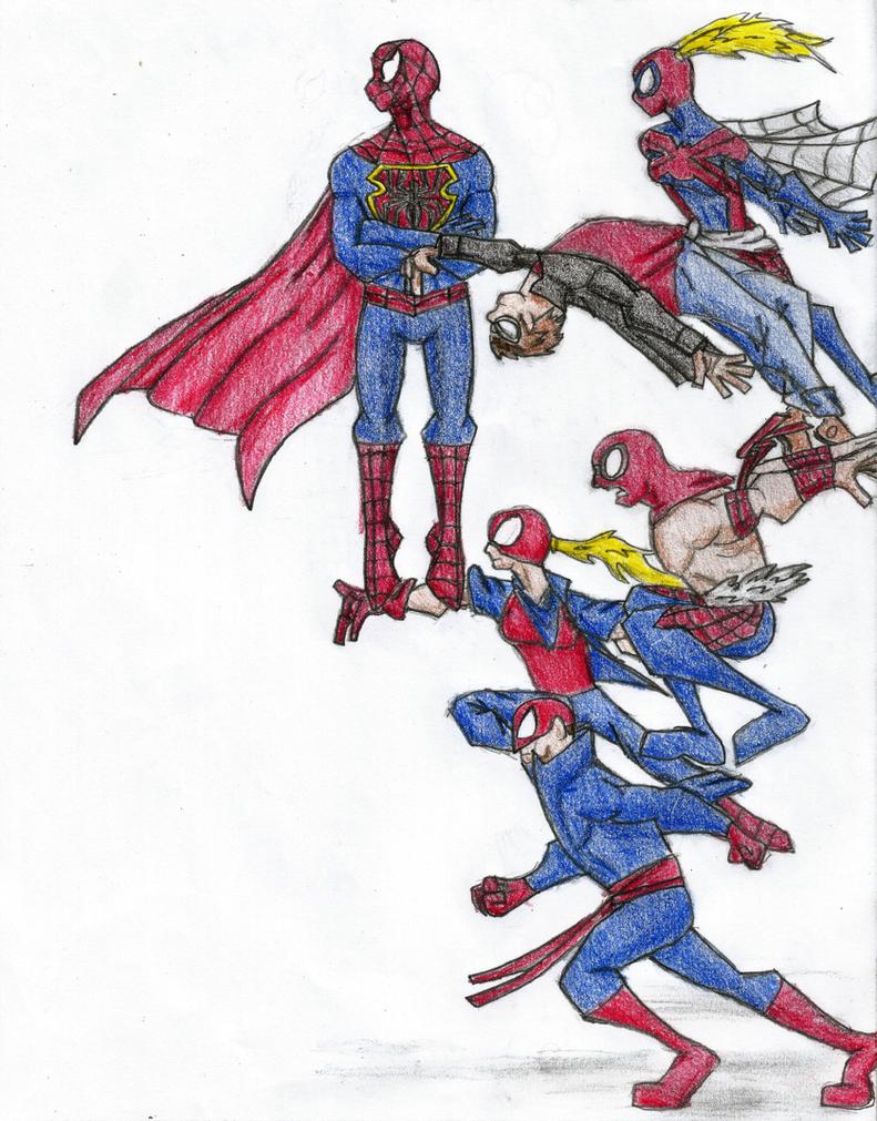 Spider-Verse 2 by Newworlds117