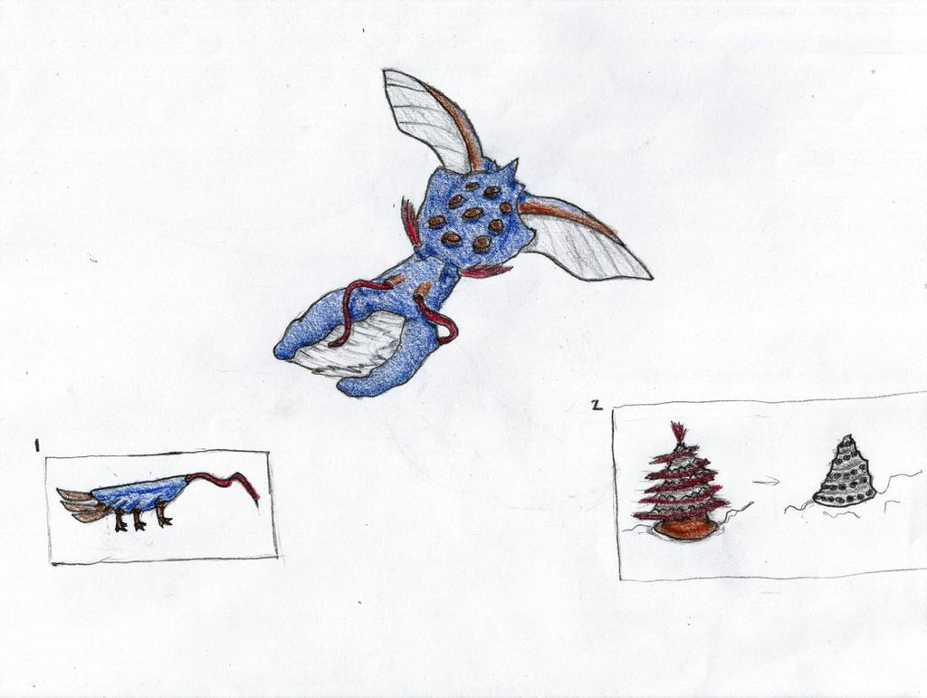 Alien Paleontology by Newworlds117