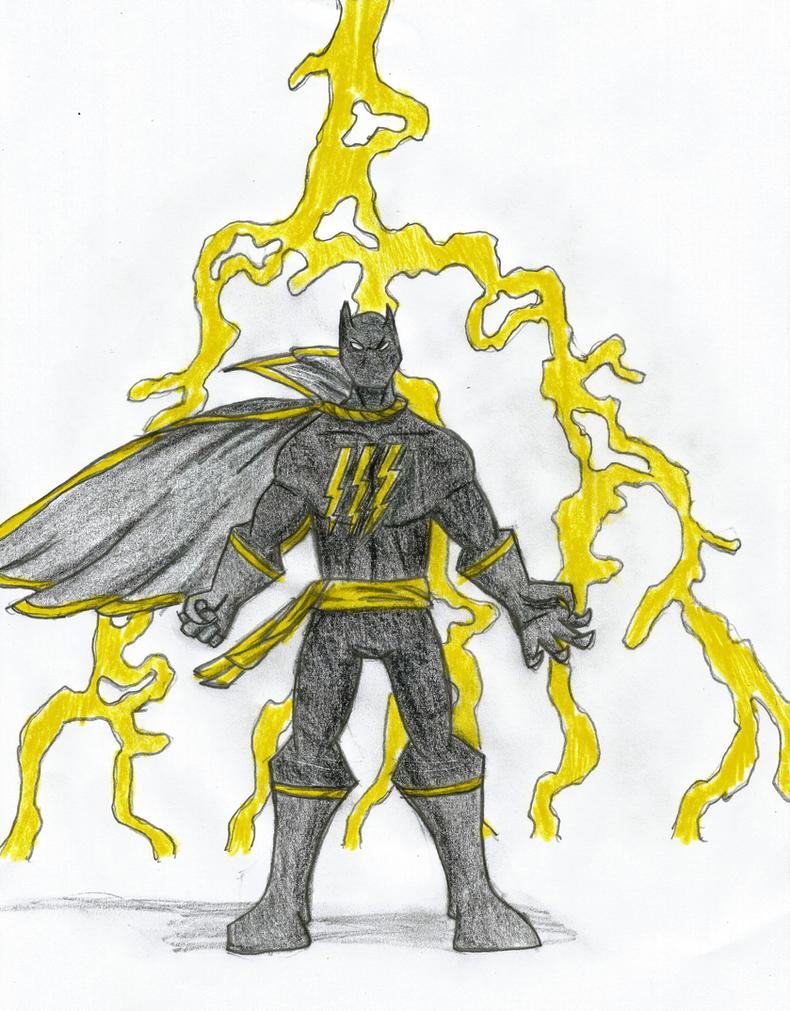 Random Amalgam: Captain Panther by Newworlds117