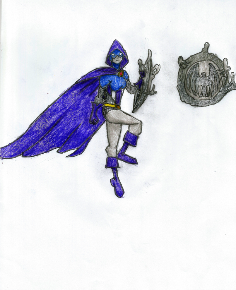 Random Amalgam: Captain Raven by Newworlds117