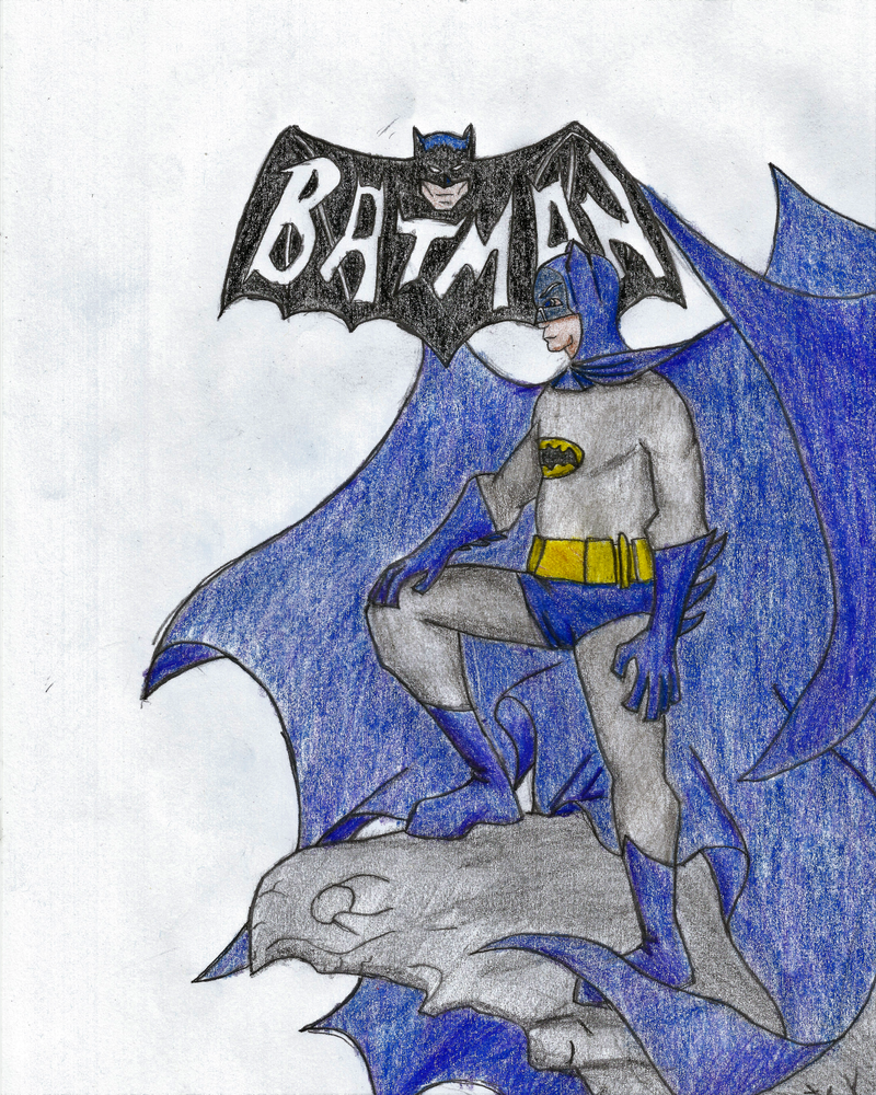 The One True Batman by Newworlds117