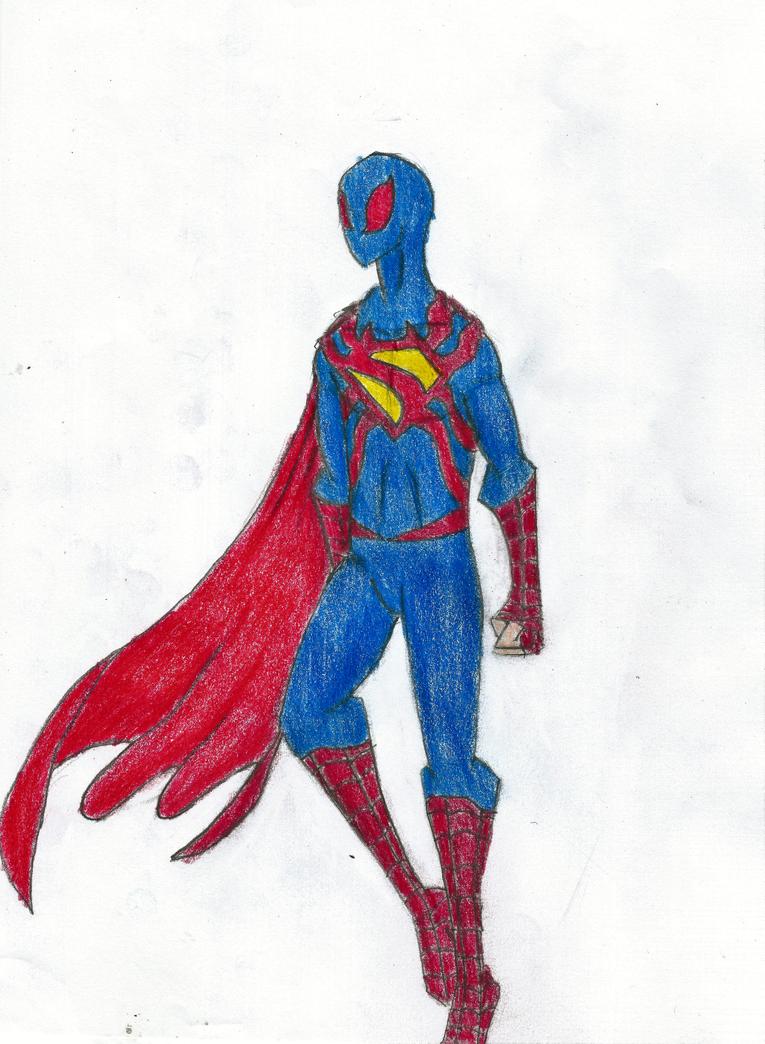 Super-Spider request by Newworlds117