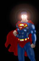 Superman by VanGoth