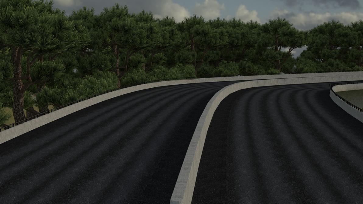 Road 3D by Navoda