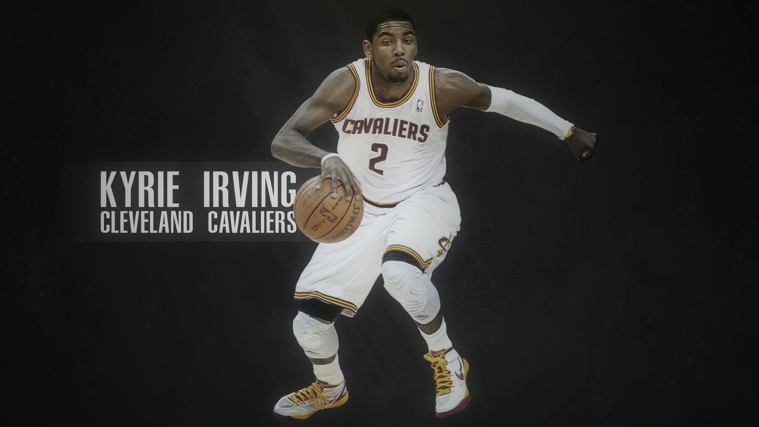 Kyrie Irving Wallpaper By Jamessstudios On Deviantart