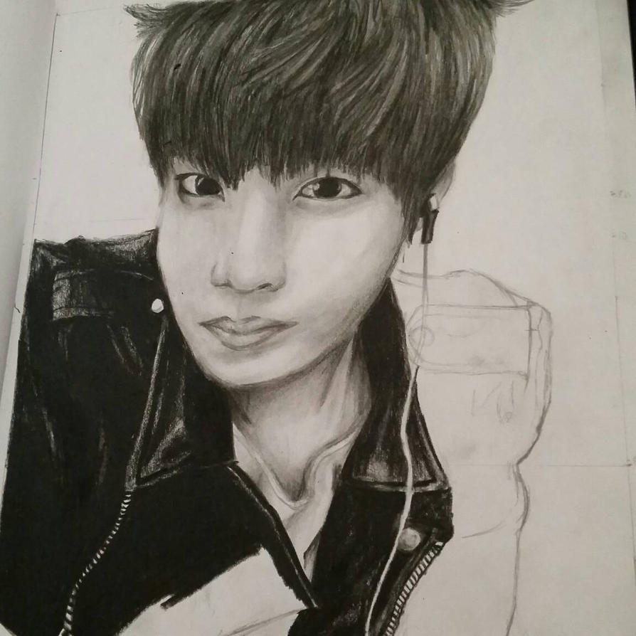 J-Hope WIP by anonymous97