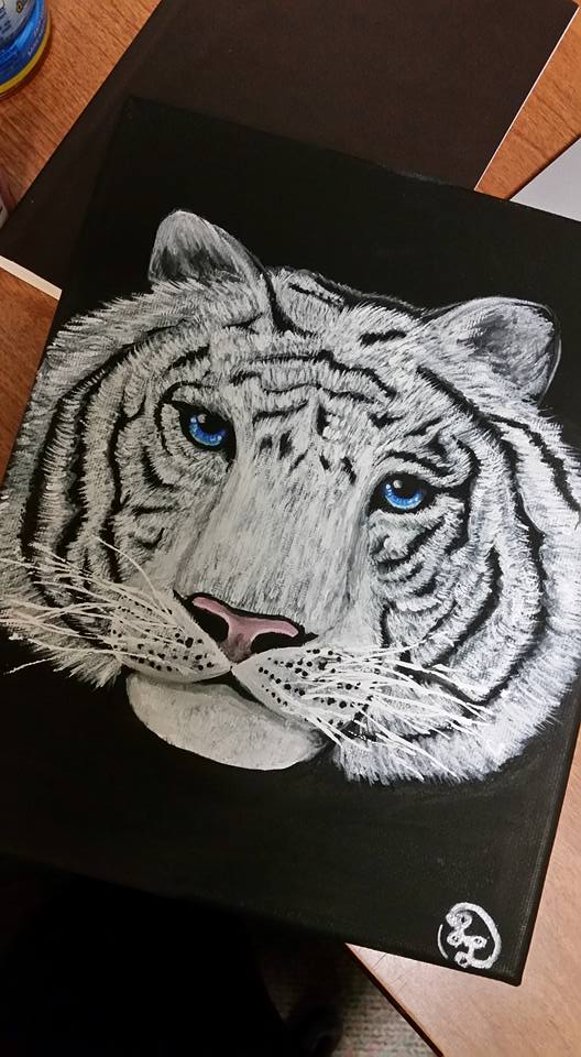 Tiger Painting by anonymous97