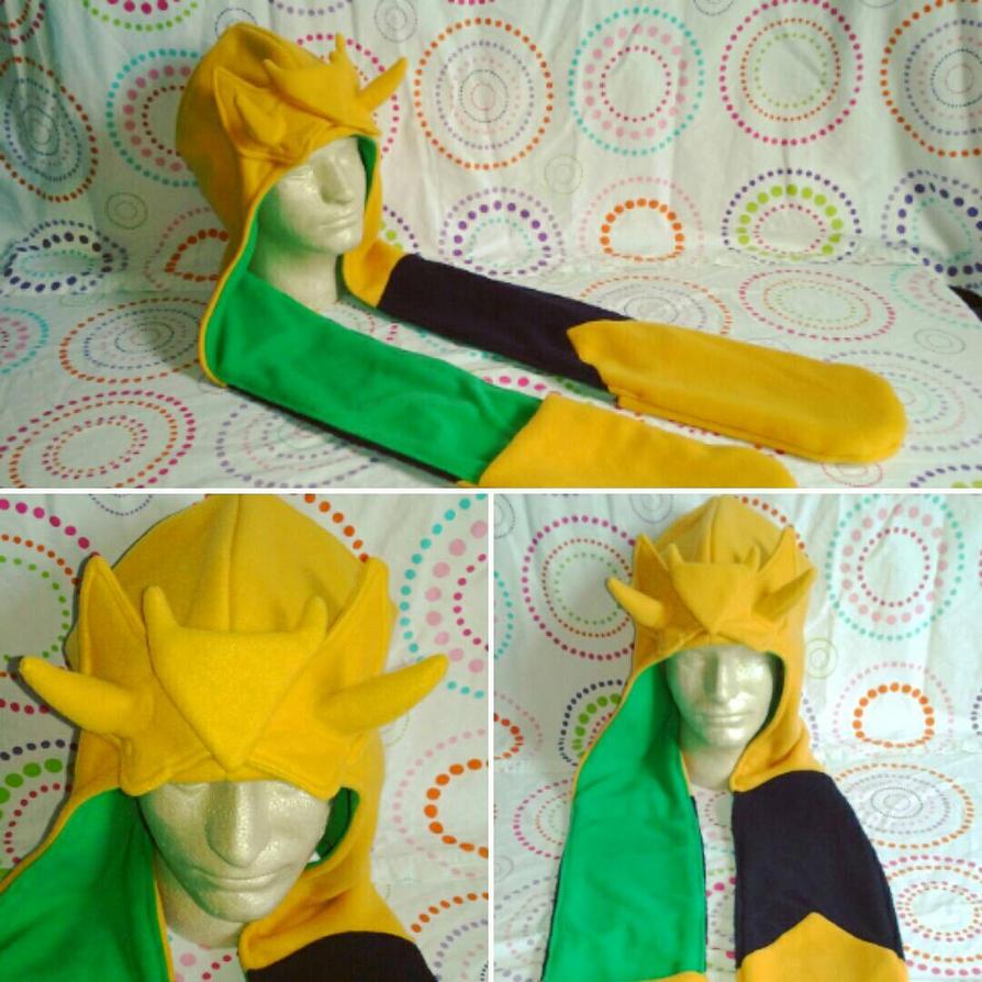 Kid Loki Hood by Sew-it-all