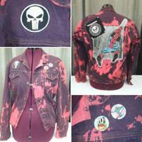 Spider-Punk Jacket