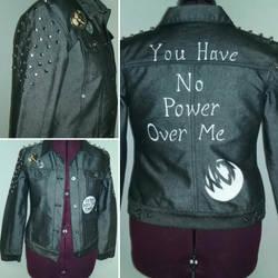 Labyrinth Punk Jacket by Sew-it-all