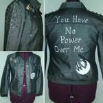 Labyrinth Punk Jacket