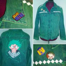 Deku! Punk Jacket