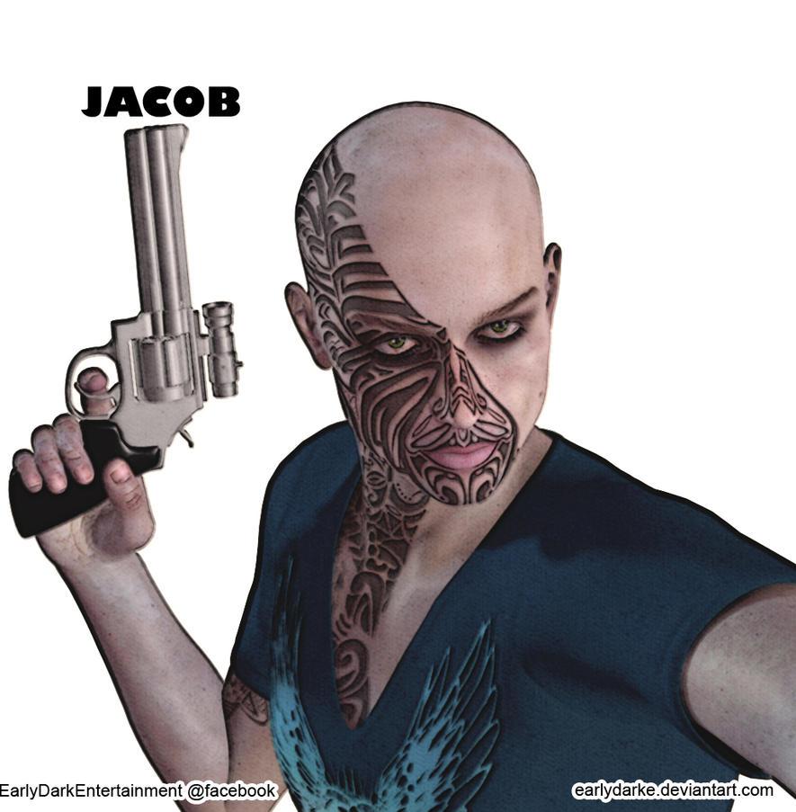 Jacob Char Design by EarlyDarkE