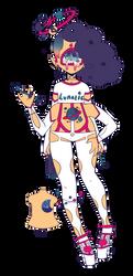 Custom for Otaku by HisBride07