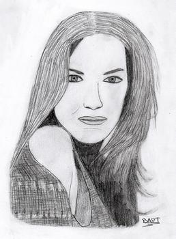 Evangeline Lilly portrait