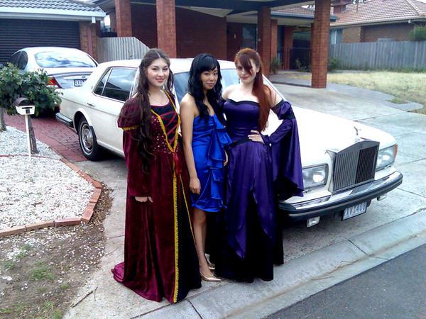 Medieval formal dresses-almost by lostgirl19 on DeviantArt