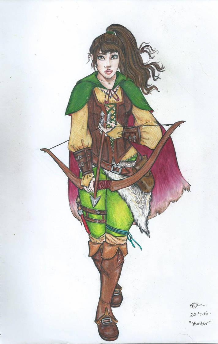 Huntress Archer