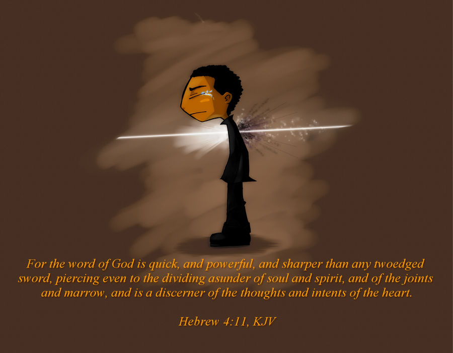 God's Word: Piercing the Soul
