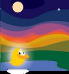 I dream of duck