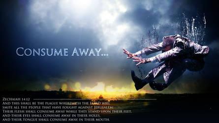 Bible Consume away