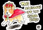 The Adventures Of The Royal Corgi