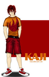 Kaji 5 elementos