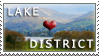 Lake District (England) Stamp by WolfScribe