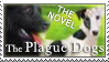 The Plague Dogs Stamp (book) by WolfScribe